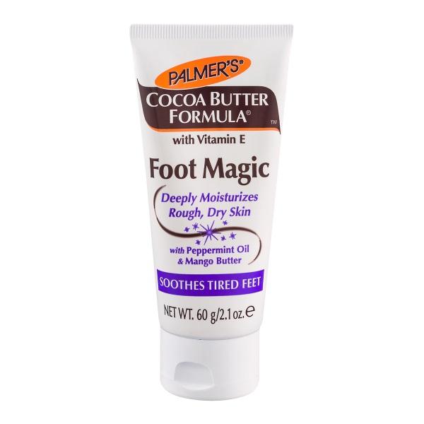 Волшебный Крем для Ног Масло Какао Palmer's Cocoa Butter Formula Foot Magic 60 мл