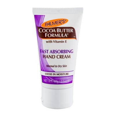 Крем для Рук Быстрое Впитывание Масло Какао Palmer's Cocoa Butter Formula Fast Absorbing Hand Cream 60 мл