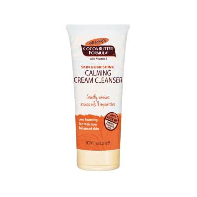 Крем для Чистки Лица и Снятия Макияжа Масло Какао Palmer's Cocoa Butter Formula Calming Cream Cleanser 150 мл