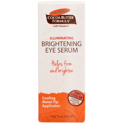 Сыворотка для Зоны Вокруг Глаз Масло Какао Palmer's Cocoa Butter Formula Illuminating Brightening Eye Serum 15 мл