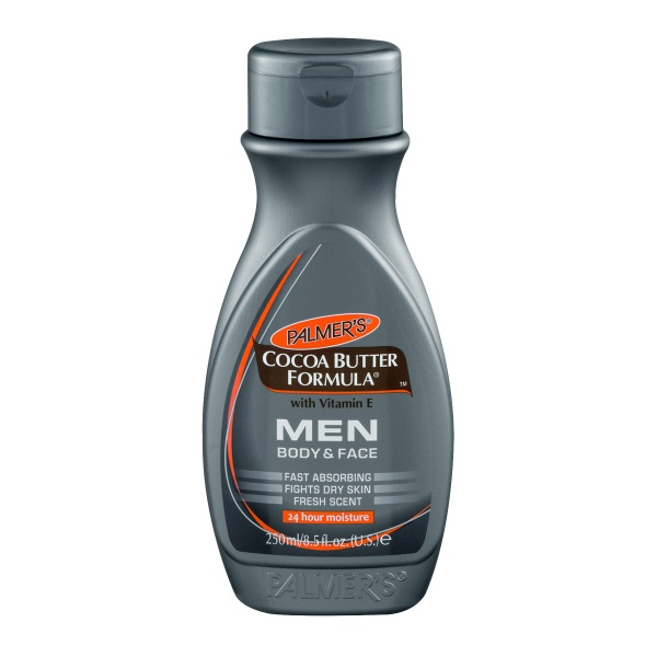 Мужской Лосьон для Лица и Тела Масло Какао Palmer's Cocoa Butter Formula Men Body & Face Lotion 250 мл