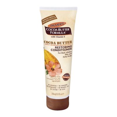 Восстанавливающий Кондиционер для Волос Масло Какао Palmer's Cocoa Butter Formula Restoring Conditioner 250 мл