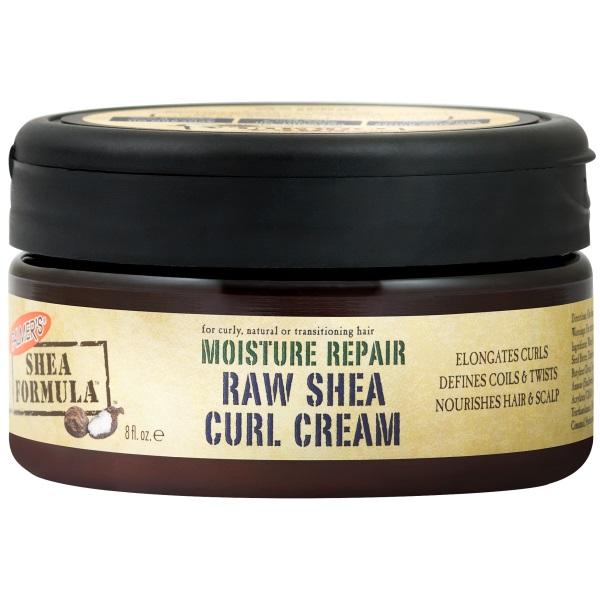 Крем для Восстановления и Формирования Локонов Масло Ши Palmer's She Formula Raw Shea Curl Cream 237 мл
