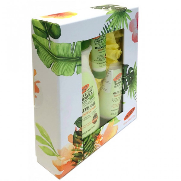 Набор Масло Оливы, Лосьон для Тела + Крем для Рук Palmer's Olive Oil Formula Body Lotion & Body Cream 250+60 мл