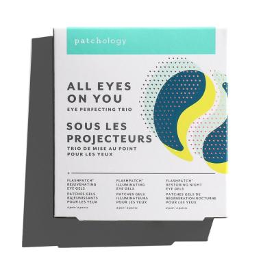 Идеальный Набор для Кожи Вокруг Глаз Patchology All Eyes On You Kit