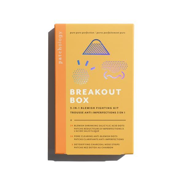 Набор SOS от Высыпаний Patchology Breakout Box