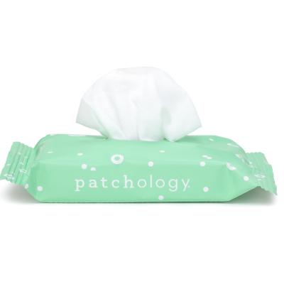 Очищающие Салфетки для Демакияжа Patchology Clean AF Facial Cleansing Wipes 15 шт