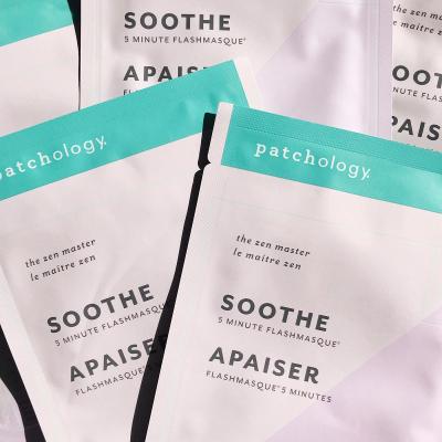 Маска Успокаивающая Patchology FlashMasque Soothe 5 Minute Sheet Mask 1 шт