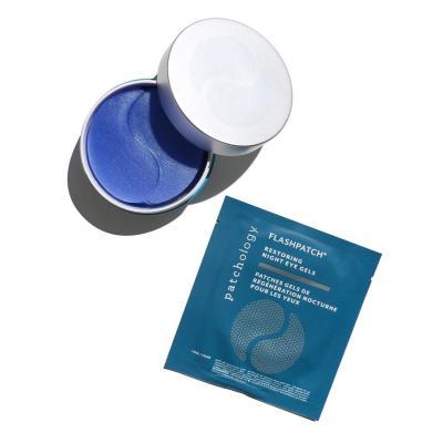 Ночные Восстанавливающие Патчи Patchology FlashPatch Restoring Night Eye Gels 5 пар