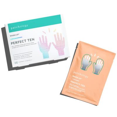 Питательная Маска для Рук и Кутикулы Patchology Perfect Ten Self-Warming Hand Mask 1 шт