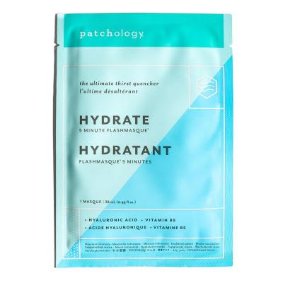 Маска для Увлажнения Кожи Patchology FlashMasque Hydrate 5 Minute Sheet Mask 1 шт