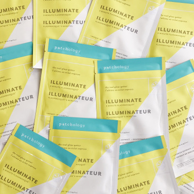 Маска для Сияния Кожи Patchology FlashMasque Illuminate 5 Minute Sheet Mask 1 шт