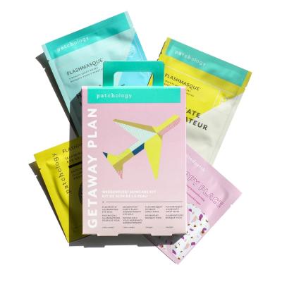 Подарочный Набор Patchology Getaway Plan Kit