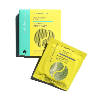 Патчи для Сияния с Витамином C Patchology FlashPatch Illuminating Eye Gels 5 пар