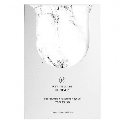 Интенсивная Восстанавливающая Маска для Лица Petite Amie Intensive Rejuvenating Masque White Marble