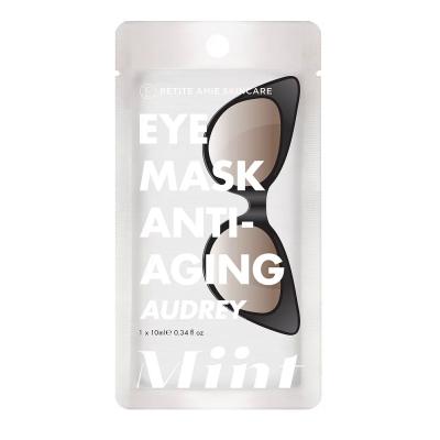 Маска для Глаз Petite Amie Miint Anti-Aging Eye Mask Audrey