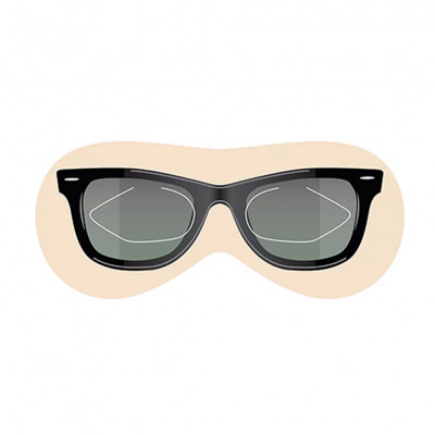 Маска для Уставшей Кожи Глаз Petite Amie Miint Reviving Eye Mask Bob