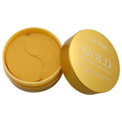 Гидрогелевые Патчи для Глаз с Золотым Комплексом +5 PETITFEE Gold Hydrogel Eye Patch 60 шт