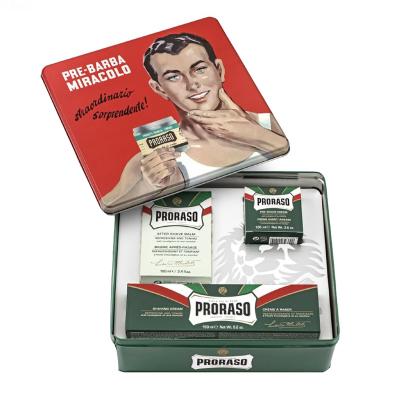 Подарочный Набор для Бритья Proraso Vintage Selection Gin