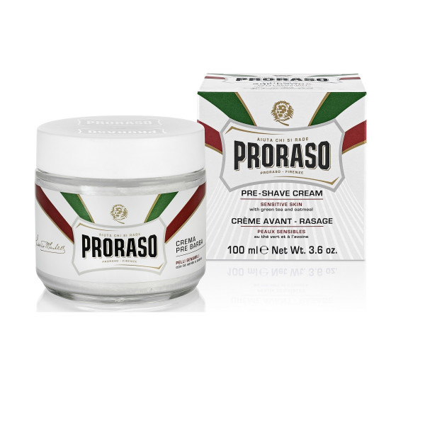 Крем Перед Бритьем Proraso Preshave Cream Sensitiv 100 мл
