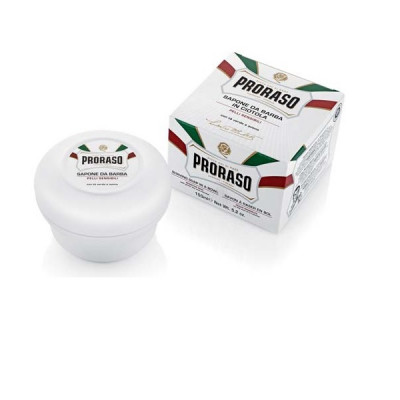 Мыло для Бритья Proraso Shave Soap Jar Sensitiv 150 мл