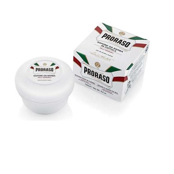 Мыло для Бритья Proraso Shave Soap Jar Sensitiv 150 мл