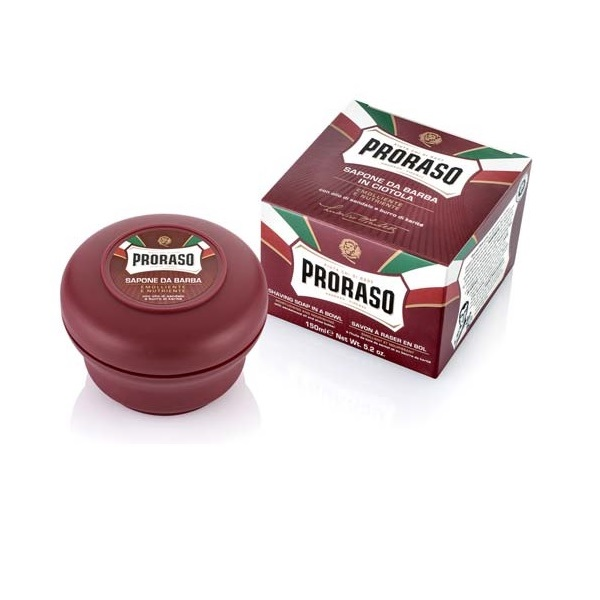 Мыло для Бритья Proraso Shave Soap Jar Nourish 150 мл