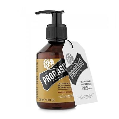 Шампунь для Бороды Proraso Wood & Spice 200 мл