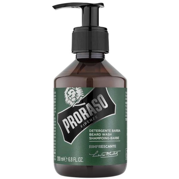 Шампунь для Бороды Proraso Beard Wash Refreshing 200 мл