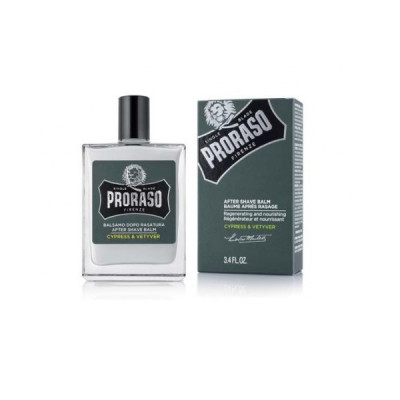 Бальзам После Бритья Proraso After Shave Balm Cypress & Vetyver 100 мл
