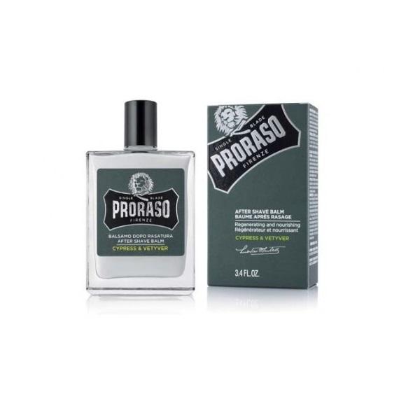 Бальзам После Бритья Proraso After Shave Balm Cypress & Vetyver 100 мл