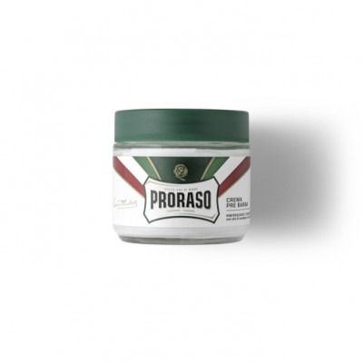 Крем до Бритья с Экстрактом Эвкалипта и Ментола Proraso Pre-Shaving Refreshing and Toning Cream 100 мл
