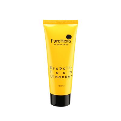 Очищающая Пенка с Экстрактом Прополиса для Чувствительной Кожи Pureheal's Propolis Foam Cleanser 100 мл