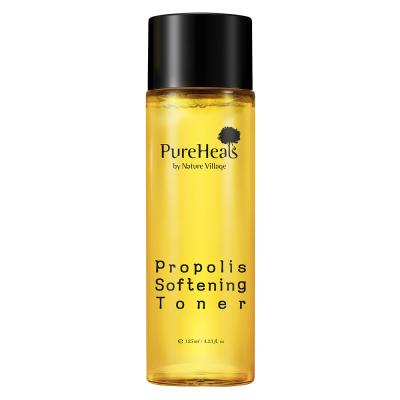 Тоник с Экстрактом Прополиса для Чувствительной Кожи Pureheal's Propolis Softening Toner 125 мл