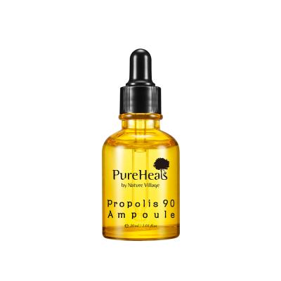 Питательная Сыворотка с Экстрактом Прополиса 90 для Чувствительной Кожи Pureheal's Propolis 90 Ampoule 30 мл