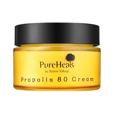 Защитный Крем для Лица с Экстрактом Прополиса 80 Pureheal's Propolis 80 Cream 50 мл
