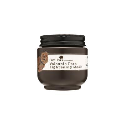 Маска с Вулканическим Пеплом для Очистки и Сужения Пор Pureheal's Volcanic Pore Tightening Mask (Jar) 100 мл