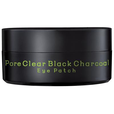 Омолаживающие Патчи с Чёрным Углём для Кожи Вокруг Глаз Pureheal's Pore Clear Black Charcoal Eye Patch (Jar) 60x100 г