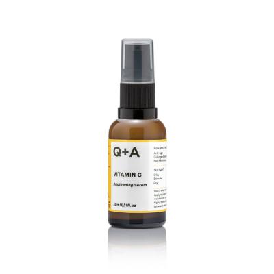 Осветляющая Сыворотка для Лица Q+A Vitamin С Brightening Serum 30 мл