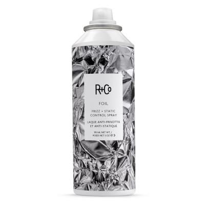 """Спрей-Антистатик для Волос """"Фольга""""  R+Co Foil Frizz + Static Control Spray 193 мл"""
