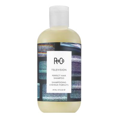 """Шампунь для Совершенства Волос """"Прямой Эфир"""" R+Co Television Perfect Hair Shampoo 241 мл"""