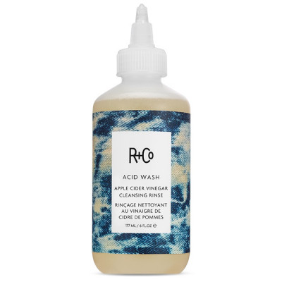 """Деликатно Очищающий Шампунь для Кожи Головы """"Кислотный Дождь"""" R+Co Acid Wash ACV Rinse 177 мл"""