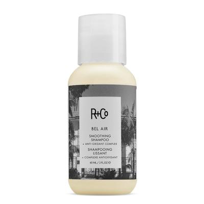 """Разглаживающий Шампунь """"Бэль-Эйр"""" R+Co Bel Air Smoothing Shampoo Travel 60 мл"""