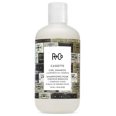 "Шампунь для Вьющихся Волос ""Касета"" R+Co Cassette Curl Shampoo + Superseed Oil Complex 241 мл"