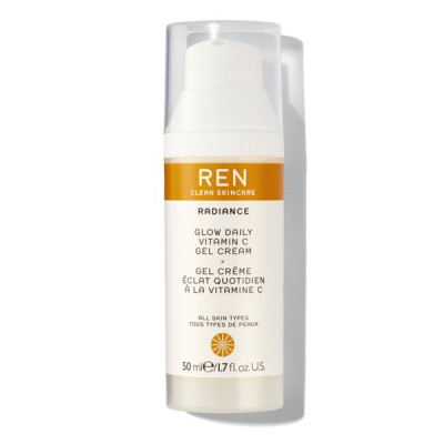 Дневной Крем для Лица с Витамином C REN Glow Daily Vitamin C Gel Cream 50 мл