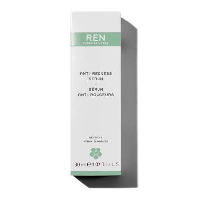 Сыворотка против Покраснения для Чувствительной Кожи Ren Evercalm Anti-Redness Serum 30 мл