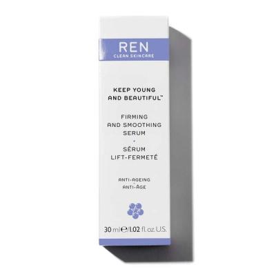 Сыворотка для Лица Укрепляющая и Разглаживающая Ren Keep Young and Beautiful Smoothing Serum 30 мл