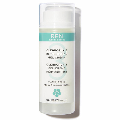 Восстанавливающий Гель-Крем Ren Clearcalm 3 Replenishing Gel Cream 50 мл