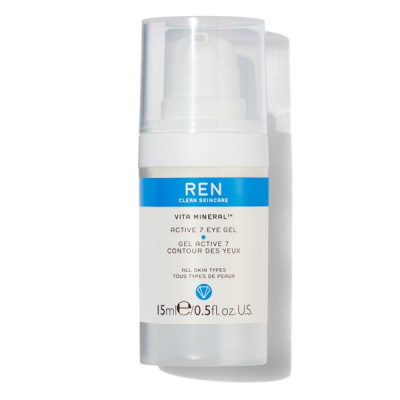 Гель для Контура Глаз Актив 7 Ren Vita Mineral Active 7 Eye Gel 15 мл