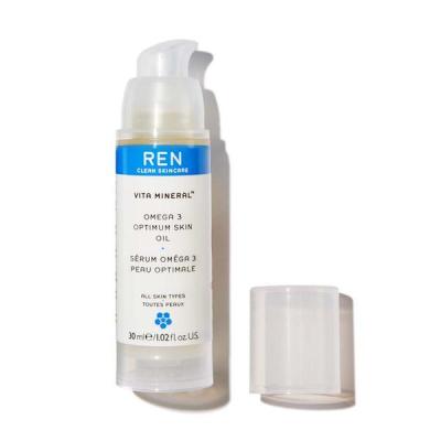 Оптимальное Масло для Лица Ren Vita Mineral Omega 3 Optimum Skin Oil 30 мл